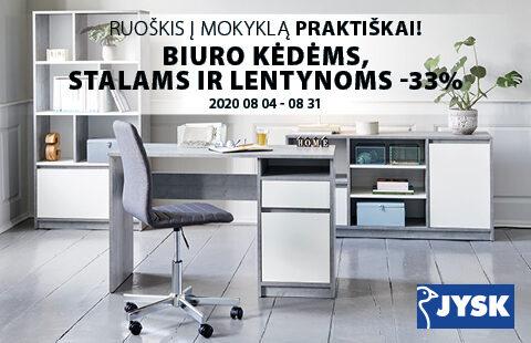 RUOŠKIS Į MOKYKLĄ PRAKTIŠKAI!