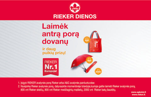 RIEKER DIENOS!