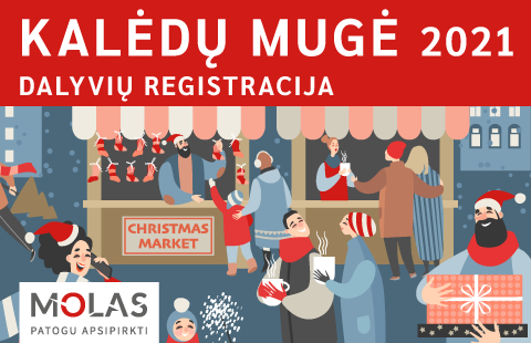 Kalėdų mugės registracija